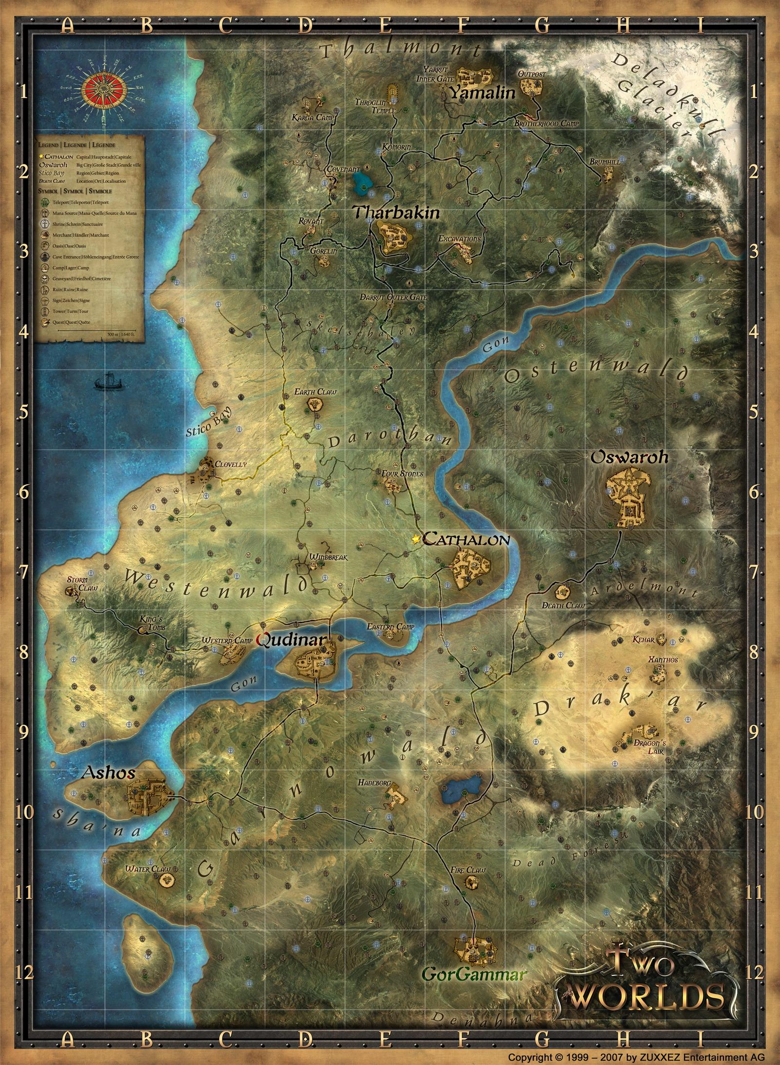 Mappa Antaloor
