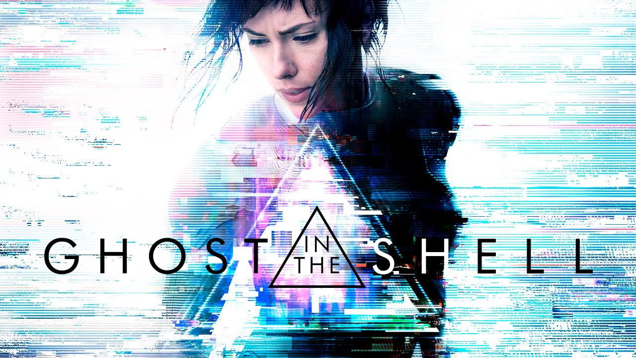 Poster del film Ghost in the shell