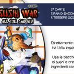 sushi war