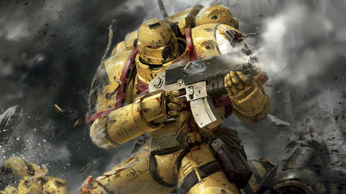 Warhammer 40 k imperial fist