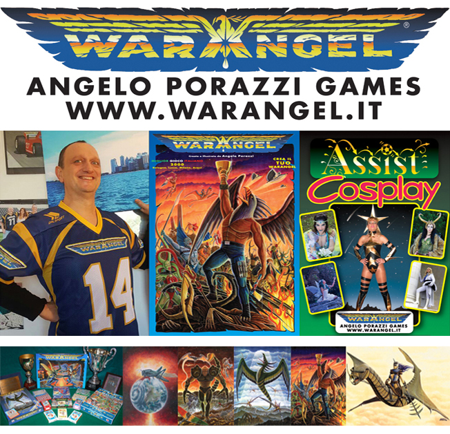 Crema Comics and Games Porazzi 1