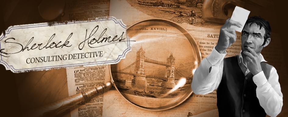 Sherlock holmes consulting detective progetto gaming - Sherlock holmes gioco da tavolo ...