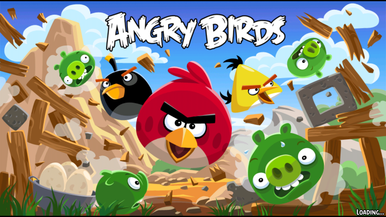 angry birds esports