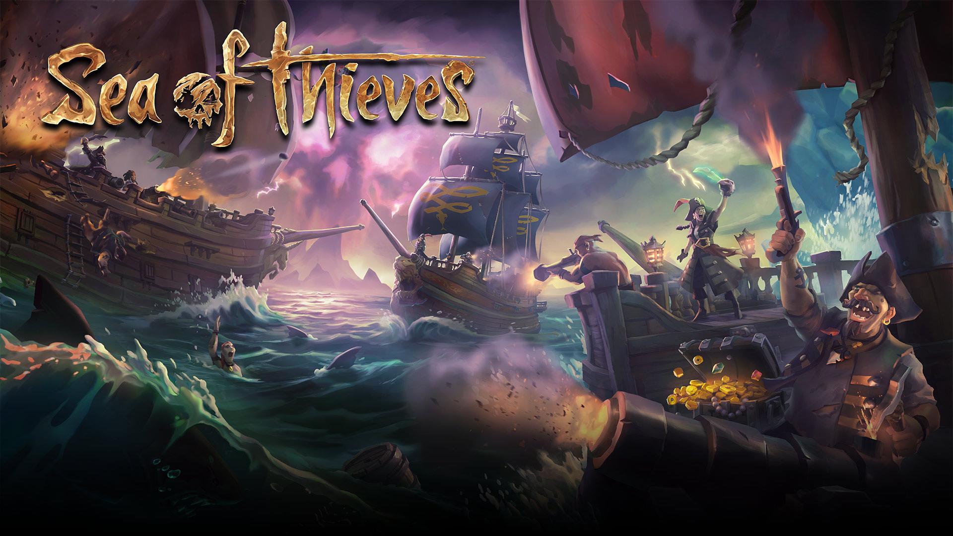 Lancio a singhiozzo per Sea of Thieves
