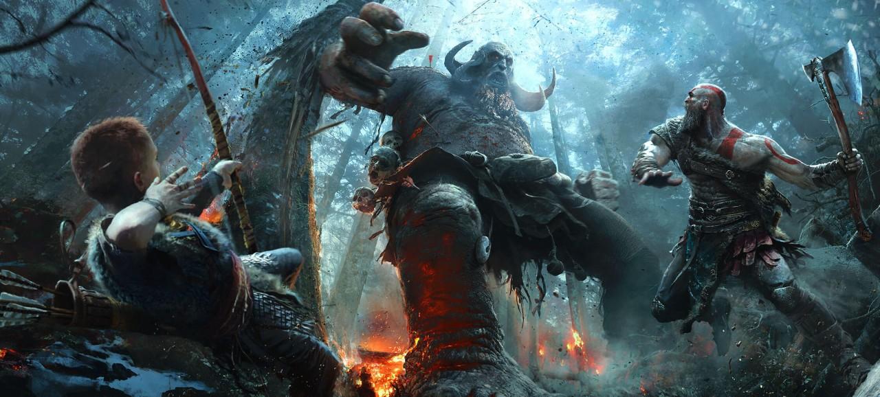 Nuovo trailer cinematografico per God Of War