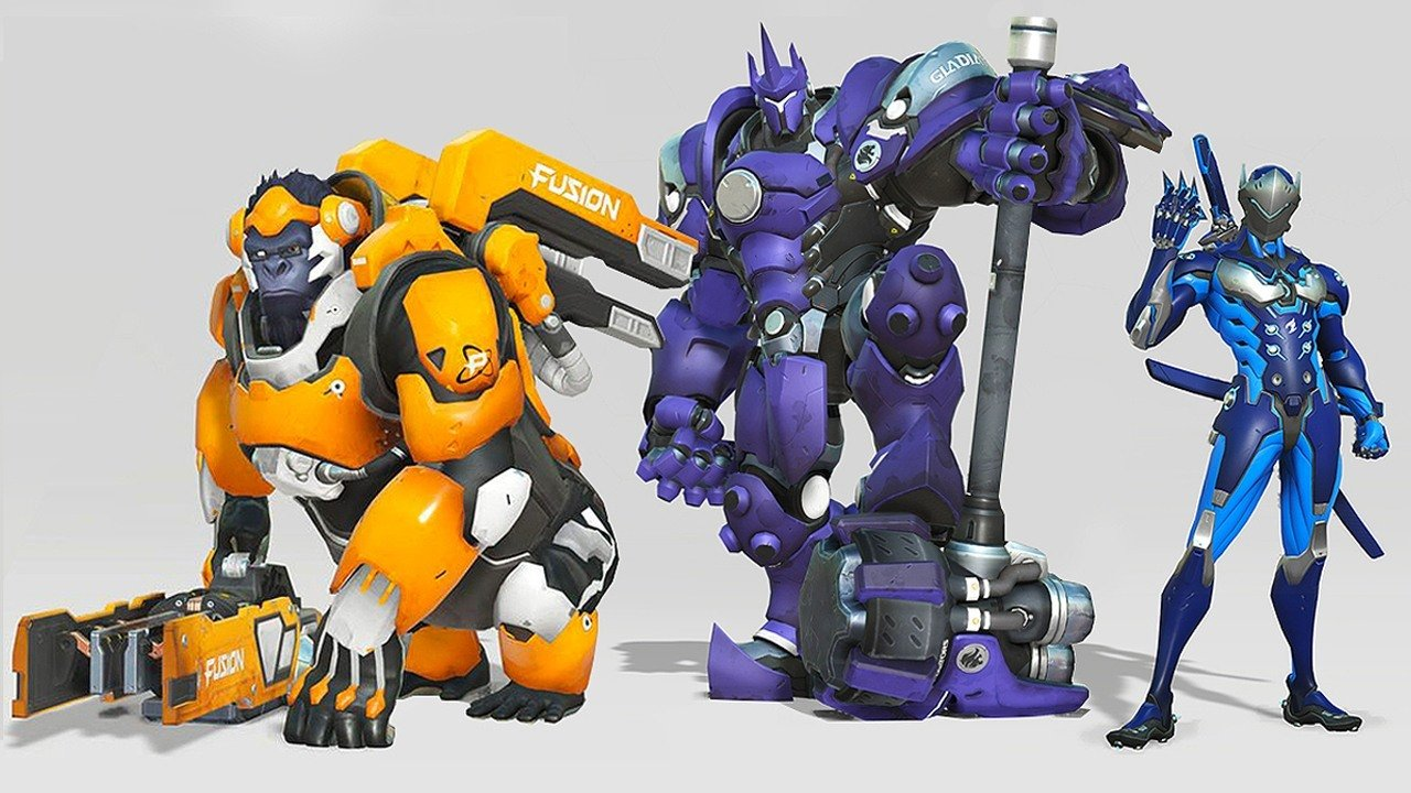 Day 3 – Week 1 – Stage 4 – Overwatch League