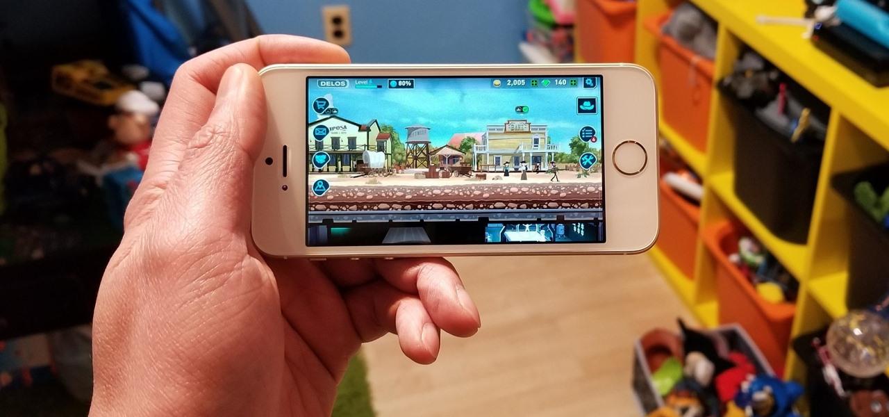 Westworld Mobile da oggi disponibile su iOS e Android