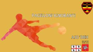 PAGELLONI IGNORANTI CHIEVO – LUCCHESE
