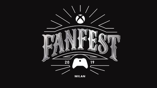 xbox fanfest 2019 logo