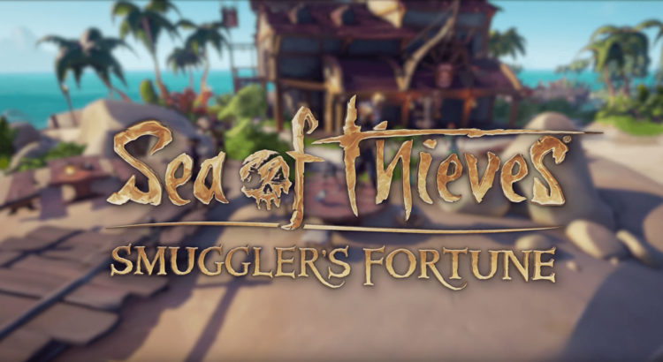 sea of thieves italia smugglers fortune
