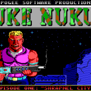 Immagine inziale Duke Nukem