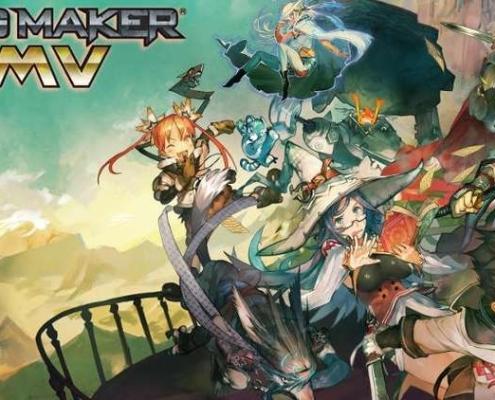 Logo RPGMaker MV