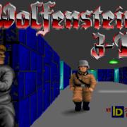 Wolf3d Main screen