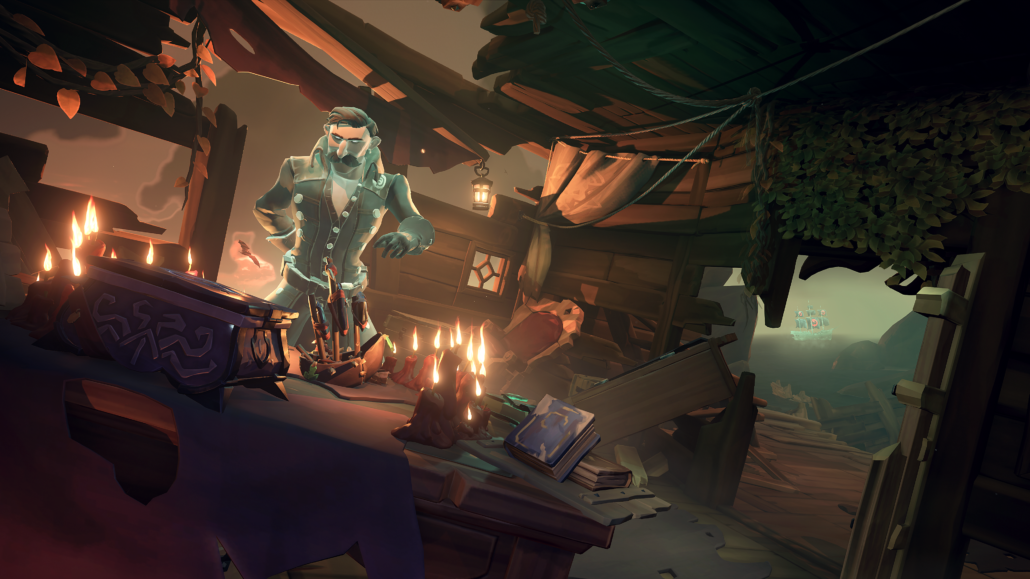 sea of thieves seabound soul tall tales