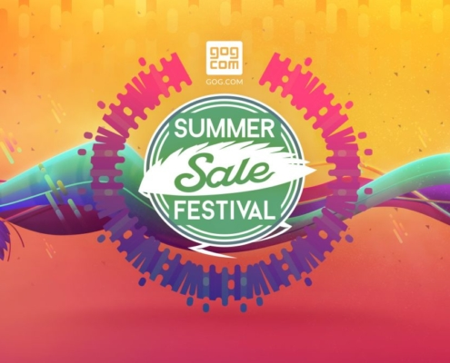 Logo GOG Summer Sale 2020