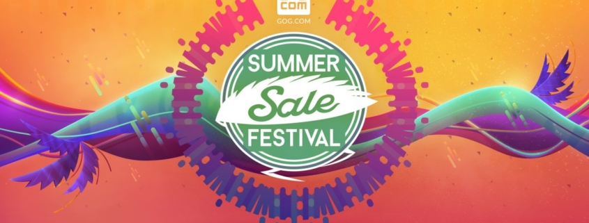 Logo GOG Summer Sale 2020