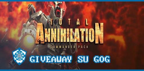 Logo giveaway Total Annihilation