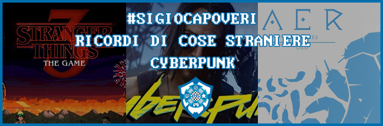 copertina cyberpunk aer stranger things