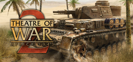 Theatre of War 2 - Logo (Gioco DRM Free)