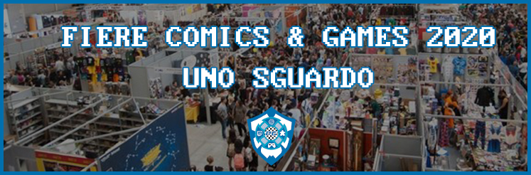 fiere comics & games 2020
