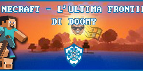 doom su minecraft - banner