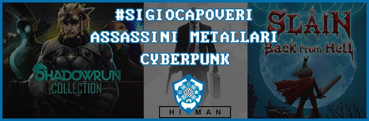 sigiocapoveri assassini metallari cyberpunk