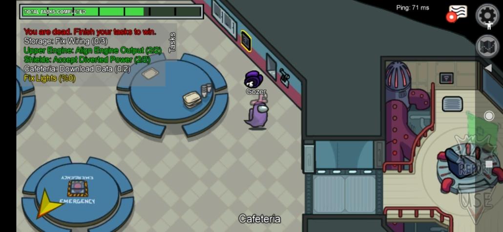 Un fantasma si aggira nella Caffetteria