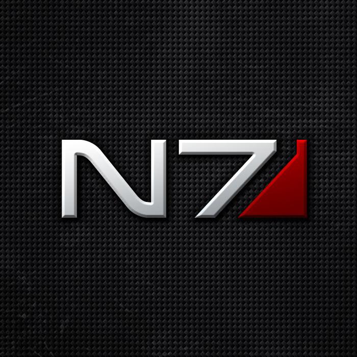 Il logo del corpo N7