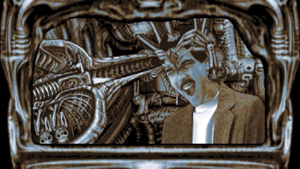 Mike Dawson rapito dagli alieni
