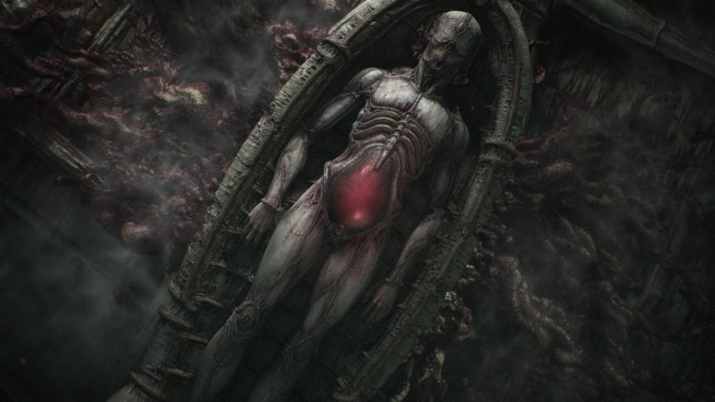 L'umanoide di Scorn