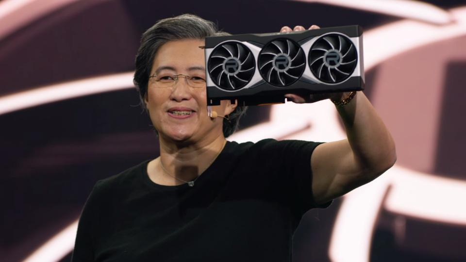 Lisa Su presenta le RX 6000