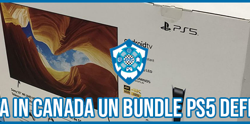Bundle PS5 Canada