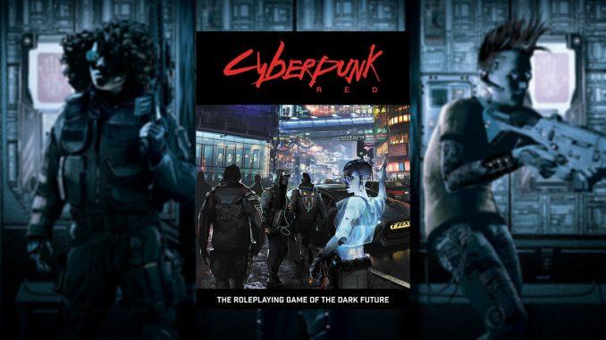 Cyberpunk Red - Manuale base - Need Games!