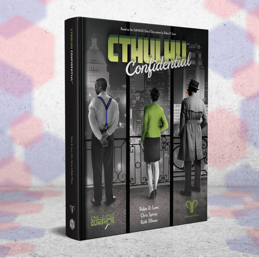 Cthulhu Confidential - Need Games!