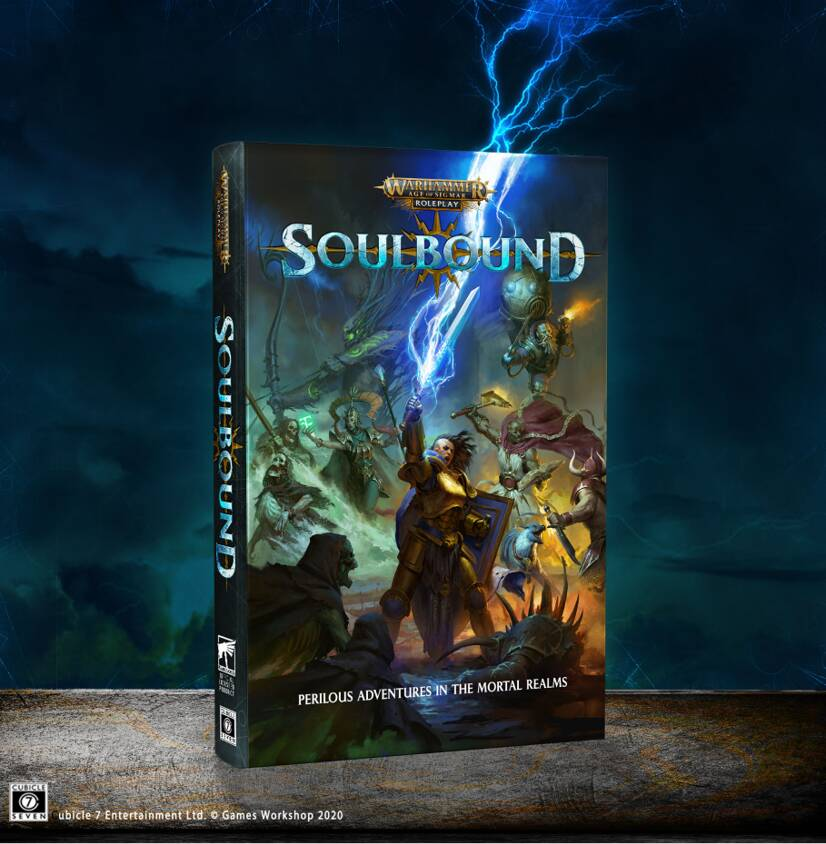 Warhammer Age of Sigmar RolePlay: Soulbound - Need Games!