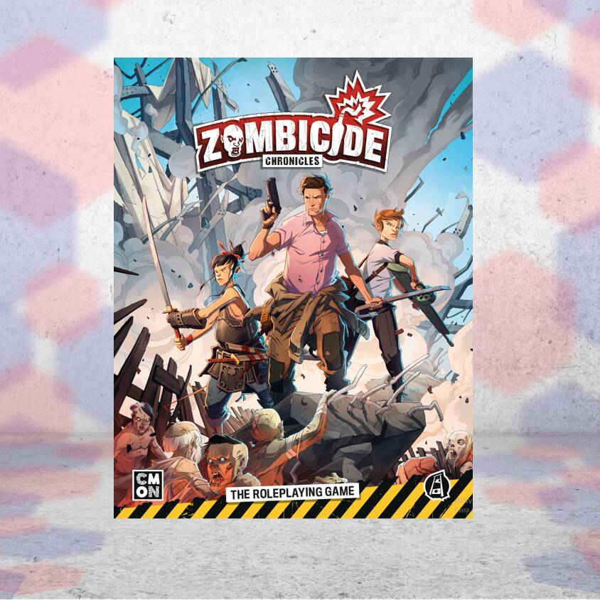 Zombicide Chronicles - Need Games!
