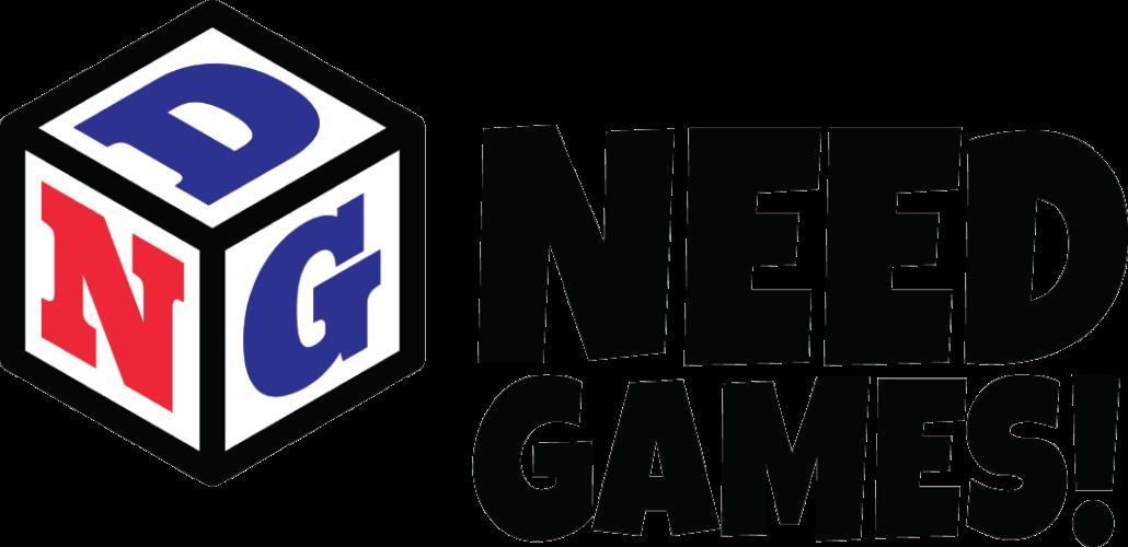 Logo Need Games!