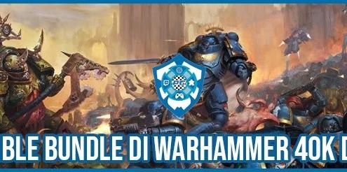 Humble Bundle Warhammer 40 K