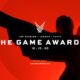 The Game Awards Black and red poster