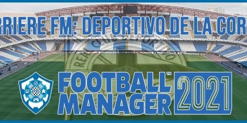 Deportivo La Coruña carriere FM