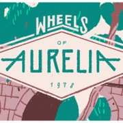 wheels of aurelia header