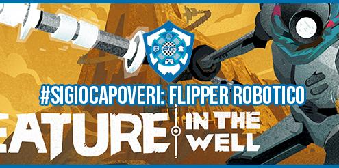 #sigiocapoveri - Flipper Robotico