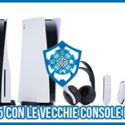 Retrocompatibilità PS5 con le vecchie console fisse Sony: sarà realtà?