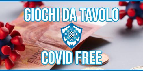 giochi da tavolo covid free