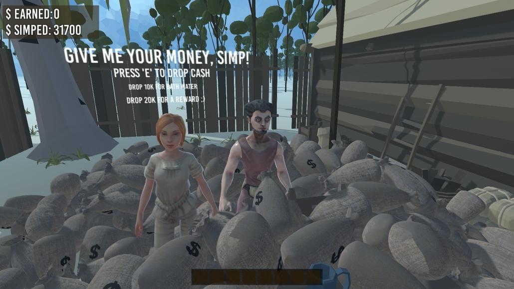 ho giocato a un meme e mi è piaciuto simp simulator