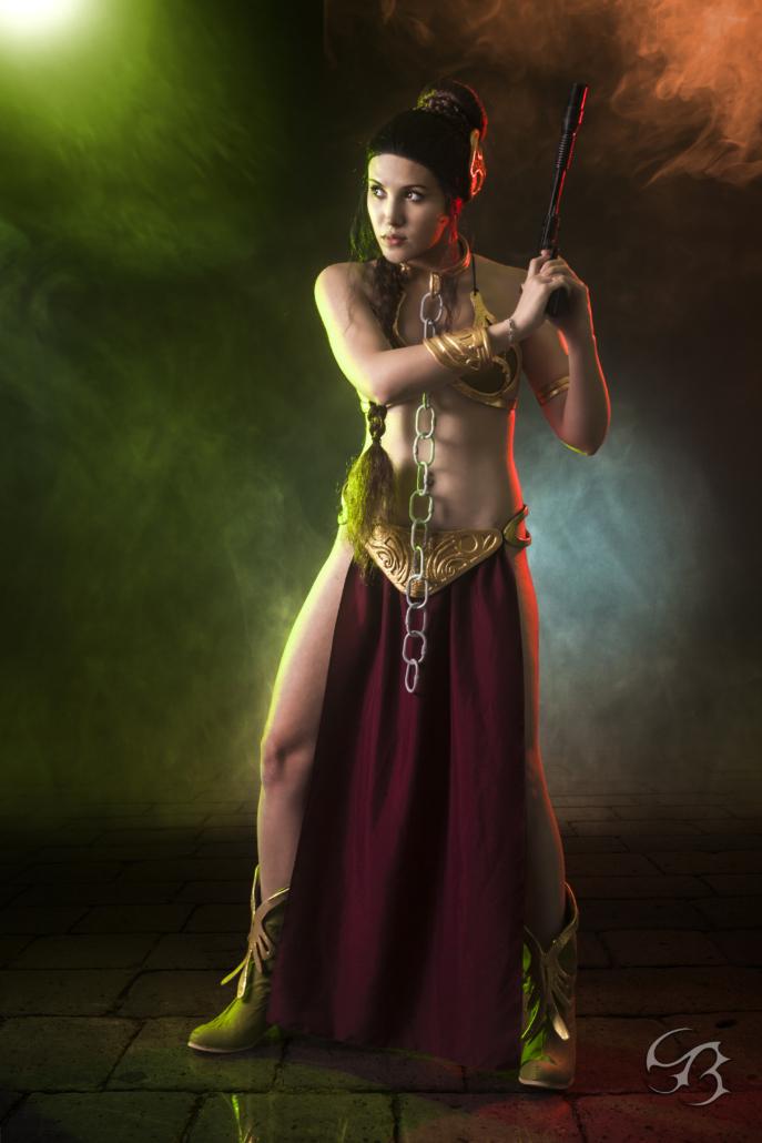Princess Leia fotografo Giancarlo Bigolin - Lilit Cosplay