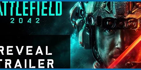 Trailer Battlefield 2042