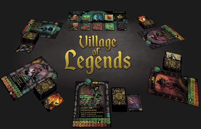 Village of legends-digital
